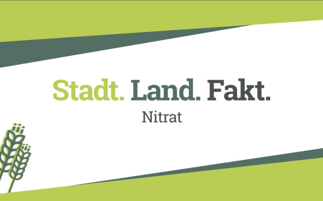 Nitrat IVA im Fakt