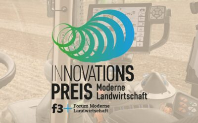 Bewerbungsphase für Innovationspreis Moderne Landwirtschaft in der Kategorie Startups läuft an